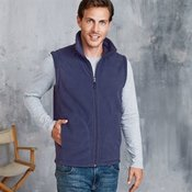 Luca fleece gilet