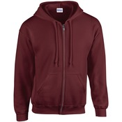HeavyBlend™  full zip hooded sweatshirt