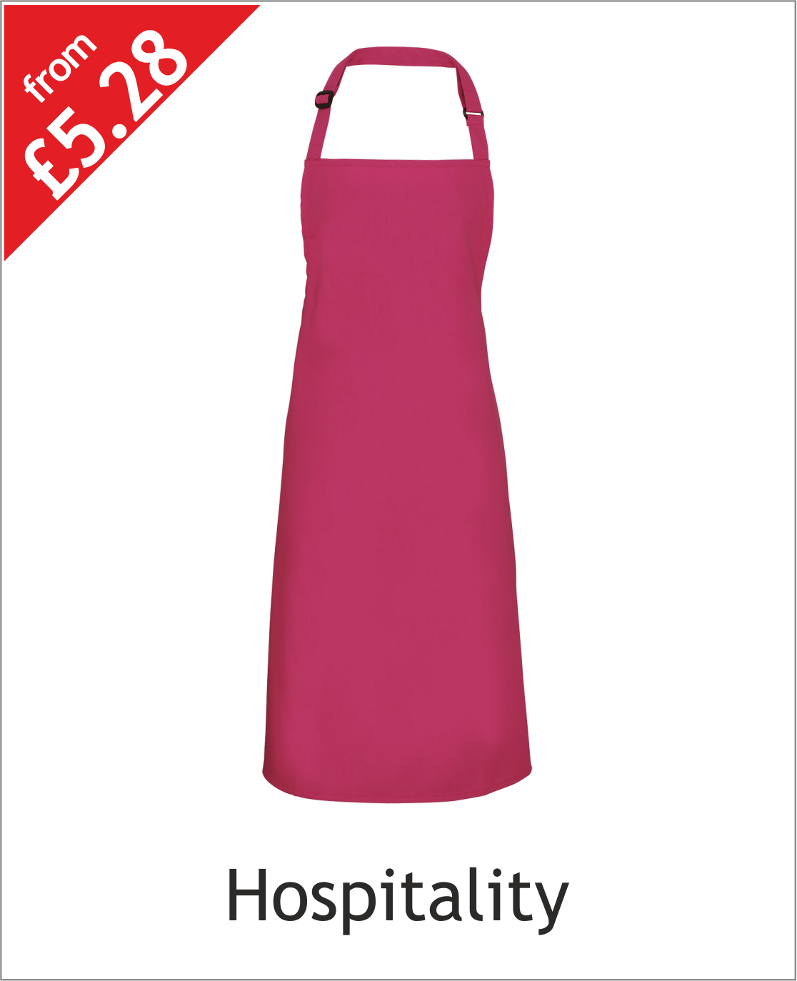 Embroidered & printed aprons catagory
