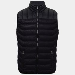 Domain two-tone gilet Thumbnail
