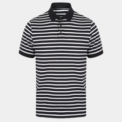 Striped Jersey polo shirt Thumbnail