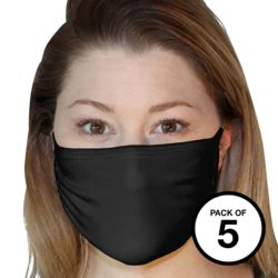 Adult face mask (Pack of 5) Thumbnail